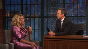 'Late Night': Wendy Williams on Lessons Her Mother Taught Her