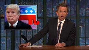 'Late Night': A Closer Look at Trump's Closing Message for Midterms