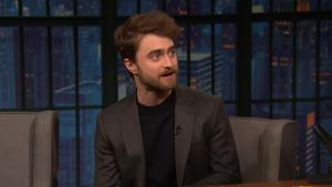 'Late Night': Daniel Radcliffe Hosts Thanksgiving for First Time
