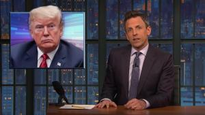 'Late Night': A Closer Look at Trump's Emergency Declaration