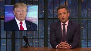 'Late Night': A Closer Look at Trump's Attacks on Biden