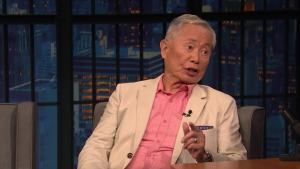'Late Night': George Takei on Being Sent to Internment Camp at 5
