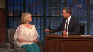 'Late Night': Martha Stewart's Chow Chow Puppy Names