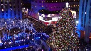 WATCH LIVE: Rockefeller Center Tree Cam