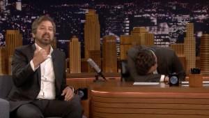 'Tonight': Ray Romano Reacts to Jon Hamm's Impression of Him