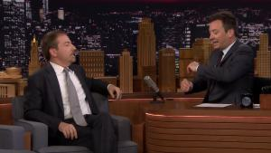 'Tonight': Chuck Todd Survives on Gummies, Coffee During Elections