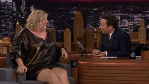 'Tonight': Bridget Everett Sang at Amy Schumer's Wedding