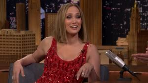 'Tonight': J-Lo Reveals Her Favorite Person to Perform for