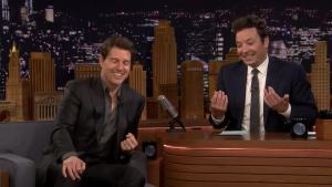 'Tonight': 'Mad Lib' Theater with Tom Cruise