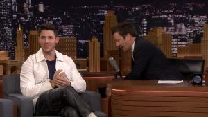 'Tonight': Nick Jonas Takes Quiz, Sees Which Jonas Bro He Is