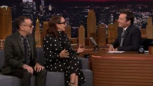 'Tonight': Maya Rudolph Does Impression of Jimmy Fallon