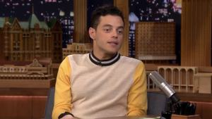 'Tonight': Rami Malek Talks Freddie Mercury Transformation