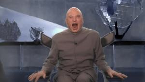 'Tonight': Dr. Evil Runs for Congress