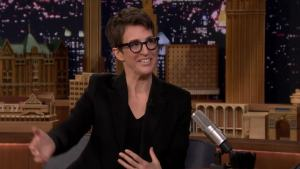 'Tonight': Rachel Maddow's Wisdom About the Midterms