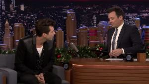 'Tonight': Fallon, Ronson Reminisces About Their Band