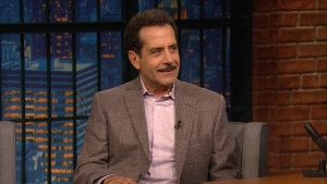 'Late Night': Shalhoub's Award Nominations Make Him Insecure
