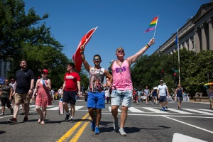 2017 Pride Marches Around the Country