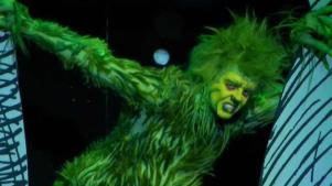 Bringing the Grinch to the Stage