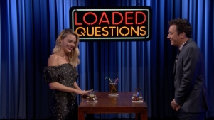 'Tonight': Loaded Questions With Margot Robbie
