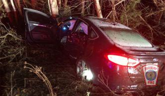 Heavy Traffic Delays Following Crash in Duxbury