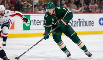 Charlie Coyle on Joining Bruins: 'Exciting Time'
