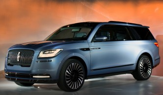 Lincoln Navigator Sales up by Triple Digits