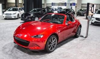 Mazda Recalling Miata Sports Cars