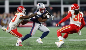 Crazy Stat Explains Why Pats Have Tough Task Beating Chiefs