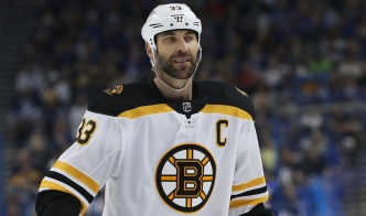 Chara Says He Has 'No Plans' to Retire, Wants to Win 2nd Cup