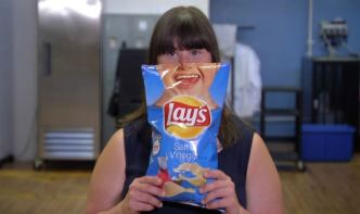 Local Entrepreneur Featured on Lay's Chips Bag