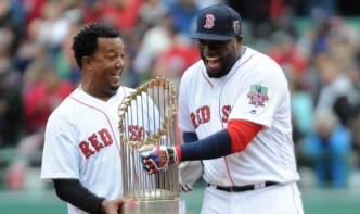 Red Sox Icon Pedro Martinez Chokes Up Addressing David Ortiz Shooting