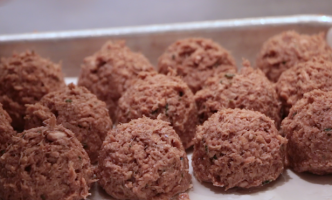 These 'Impossible' Meatballs are Actually Meat-Free