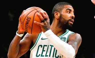Kyrie Irving Fined $25,000 for Throwing Basketball Into the Stands