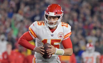 Brady Spoke With Mahomes After AFC Title Game