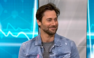 Catching up with Ryan Eggold