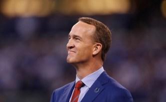 Peyton Manning Joined Celtics for Film Study in Denver