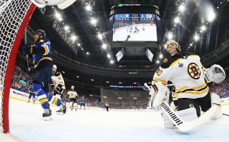 Bruins Lose Game 4, Stanley Cup Final Now Even