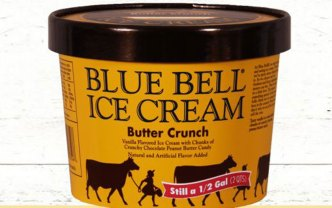 Blue Bell Ice Cream Recalled in Southern States