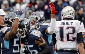 Patriots React to Titans Thrashing