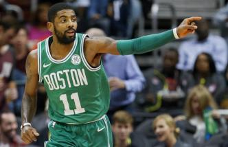Irving's 47 Points Help Celtics Keep Win Streak Alive