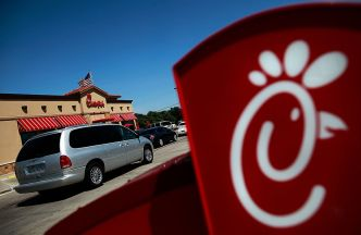 Chick-fil-A Opens in Brockton
