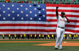 Beloved Big Papi: This Is His Bleeping City