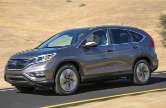 Honda Recalls 119,000 CR-V Crossovers for Airbag Issue