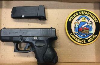 Methuen Man Arrested For Allegedly Possessing Illegal Gun