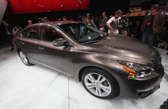Nissan to Fix Nearly 200,000 Altimas for Suspension Issue