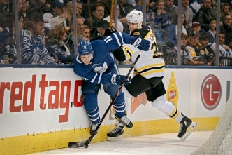 Can Upstart Bruins Win the Stanley Cup?