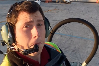 Officials: Man Who Stole Plane, Died in Crash Not a Pilot