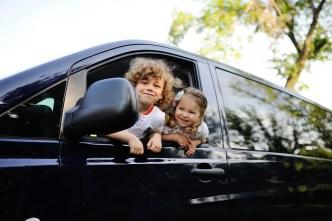 Minivan Crash Tests Find Front Passengers at Risk