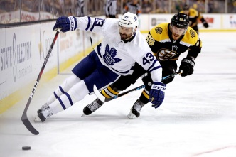 Maple Leafs Beat Bruins 4-3, to Force Game 6