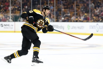 Bruins Open Against Caps, Looking to Avoid Slow Start